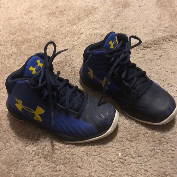 Under Armour Steph Curry Kids Sneakers